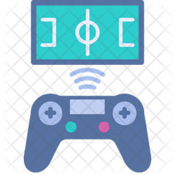 Video Game Icon Of Flat Style Available In Svg Png Eps Ai Icon Fonts