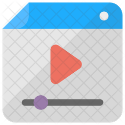 Video Template Icon