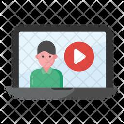 Video Training Icon