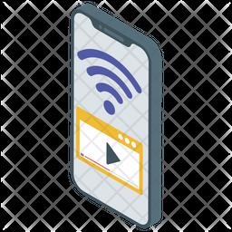 Video Website Icon