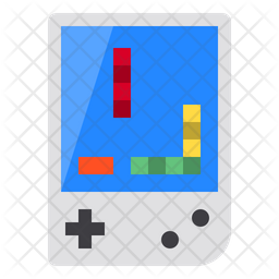 Videogame Flat Icon