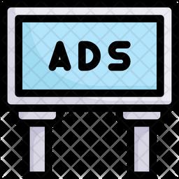 Videotron Colored Outline Icon