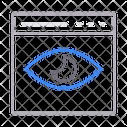 View Line Icon