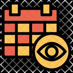 View Calendar Icon