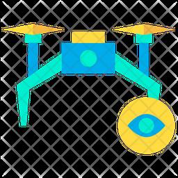 View Drone Icon