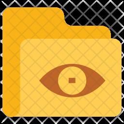 View folder Icon