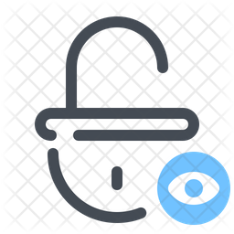 View Pin To Unlock Icon