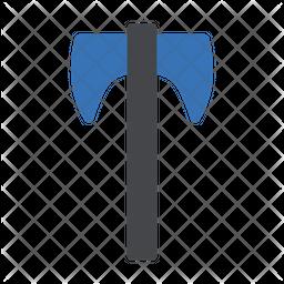 Viking Axe Icon