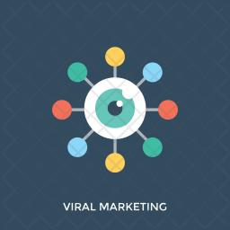 Viral Marketing Icon