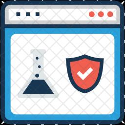 Virtual lab software Icon