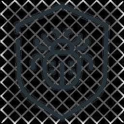 Virus Protection Icon