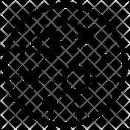 VIRUSES Line Icon