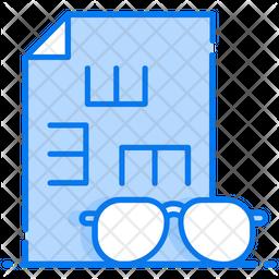 Vision Insurance Icon