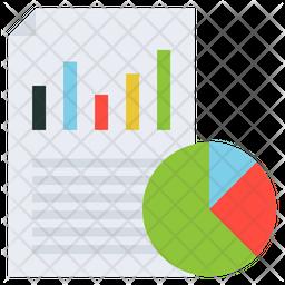 Visual Data Icon