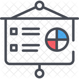 Visual Presentation Icon