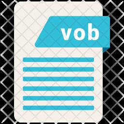 Vob file Icon