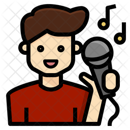 Vocalist Icon