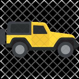 Volkswagen Flat Icon