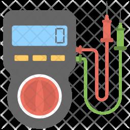 Volt Meter Icon