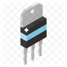 Voltage Regulator Icon
