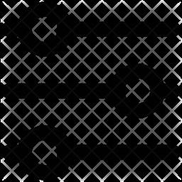 Volume Line Icon