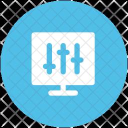 Volume Glyph Icon