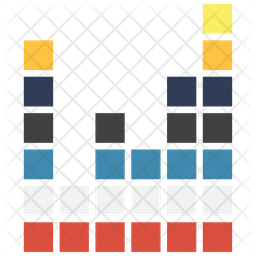 Volume bars Icon