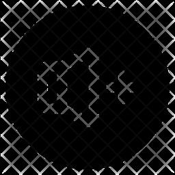 Volume Full Glyph Icon
