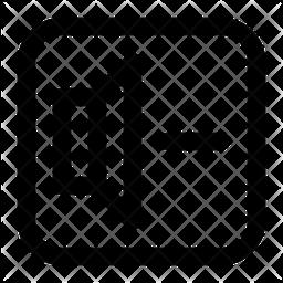 Volume Minus Line Icon