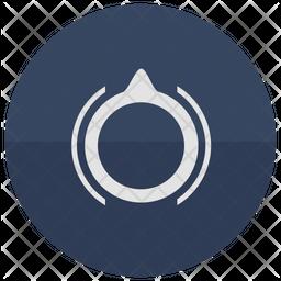 Volume wheel Icon