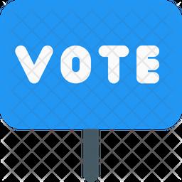 Vote Board Icon