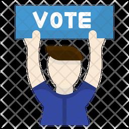 Vote campaign Icon