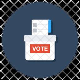 Voting Box Icon
