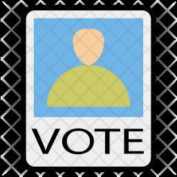 Voting id Icon