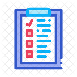 Voting Sheet Icon