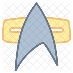 Voyager badge Icon