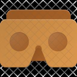 Vr Flat Icon