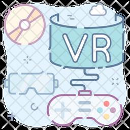 Vr Games Icon