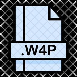 W 4 P File Icon