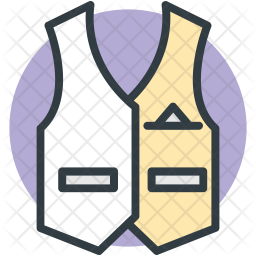 Waistcoat Icon png