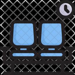 Waiting area Icon