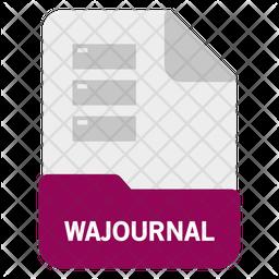 Wajournal file Icon