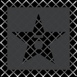 Walk Glyph Icon