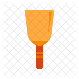 Wall plaster tool Icon