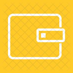 Wallet Line Icon