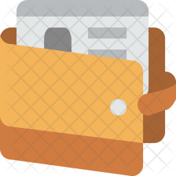 Wallet, Card, Cash, Finance, Id, Money, Wealth Icon