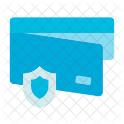 Wallet Security Flat Icon
