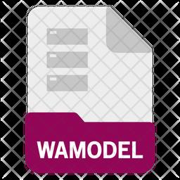 Wamodel file Icon