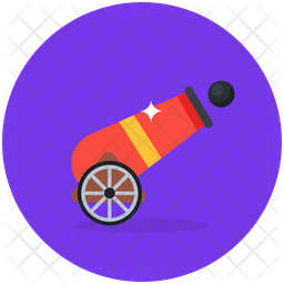 War Cannon Icon