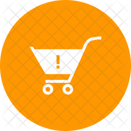 Warning Glyph Icon